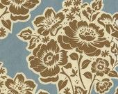 1 yard of Speckle Fresh Cut Flowers by Sandi Henderson