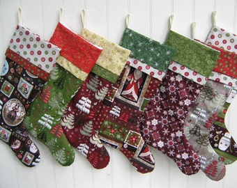Personalized Christmas Stocking Custom For Kendra