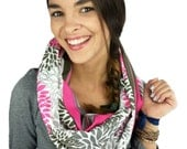 Reversible Scarf by Flipped Bird
