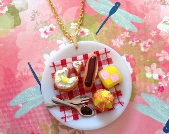 Tasty Treats Necklace