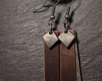 Industrial Revolution Earrings