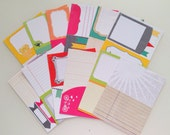 Journaling cards pack 1