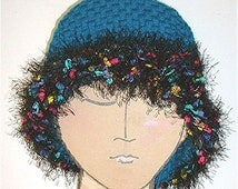 How to weave hats on the potholder loom pdf pattern