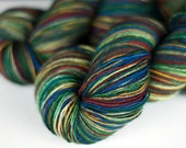 "Power Sock Self-Striping ""Gynx's Palette"""