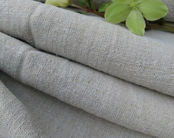 antique handloomed linen roll french lin 8.52y 24.01 wide upholstery curtain bedding tablecloth