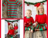 Family Christmas Pajamas Christmas Pajamas PJs Kids pajamas Adult Pajamas Family Pajamas