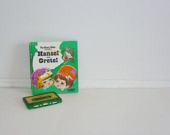 Vintage Handel and Gretel Book Tape