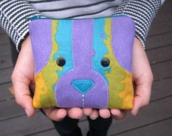 Sale!  Doggie Bag Coin Purse pattern (CLHVA002)