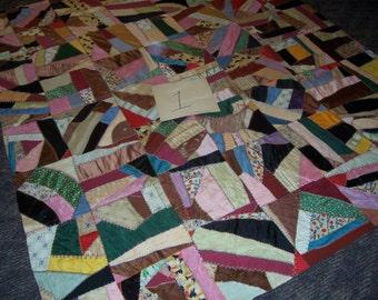 Antique Crazy Quilt