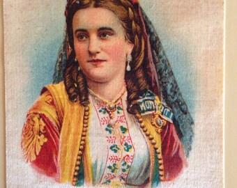 Queen Milena if Montenegro