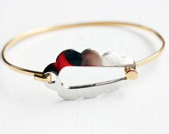 Paisley Hook Bracelet
