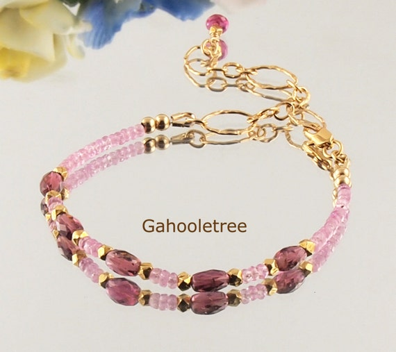 real gemstone jewelry by Gahooletree