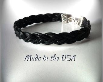 Braided Cuff bracelet, Friendship bracelet