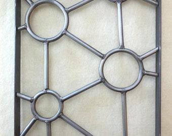 Retro Tube Series Metal Wall Art Panel-FREE SHIPPING- Home and Garden Decor