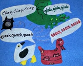 Felt Board Story SetLITTLE WHITE DUCK Felt Flannel Story Set, Great Resource for Pond Lift Theme