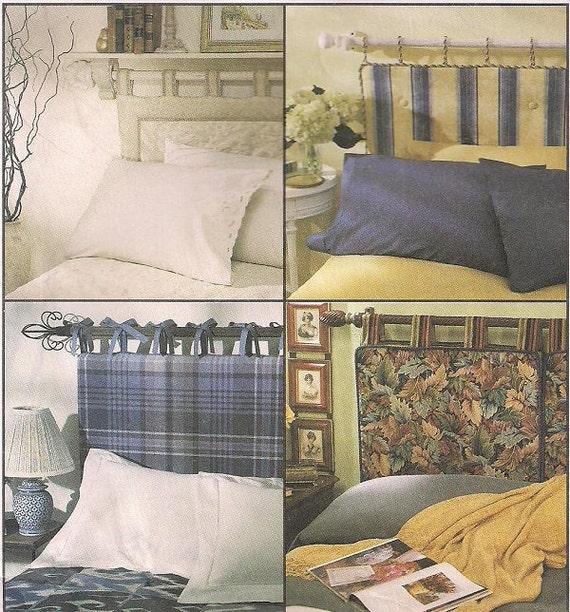Mccalls 2165 Fabric Headboard Hanging Headboard Bedroom