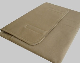 Microsoft Surface Case, Surface Book Case, Surface Sleeve, Surface Cover, Surface Pro 2 3 4 RT Case Tan