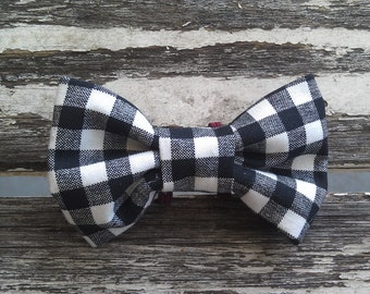 Duke slide-on-collar doggie/kitty bowtie
