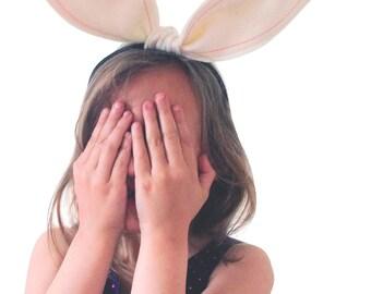 Felt Bunny Ear Headband