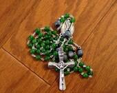 Custom Jade Rosary: RESERVED