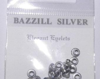 Bazzill Silver Eyelets