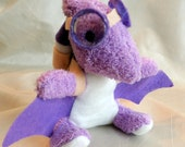 Ready To Rocket Pterodactyl Plush Toy