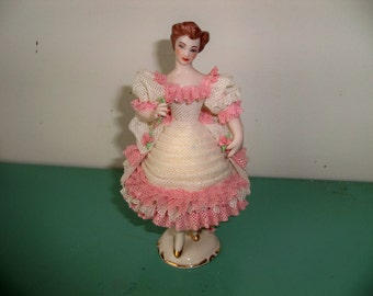 beautiful Cathy  fine china figurine