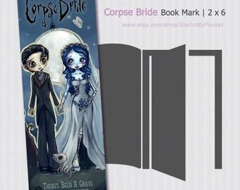 Corpse Bride Bookmark