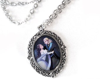 Elisabeth the Musical Pendant Necklace