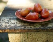Red Speckled Roman Tomato Seeds