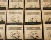 Twenty Packs of Organic Seeds - Great Eco friendly Wedding Favor Idea