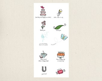 Variety Pack of Greeting Cards