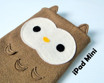 Owl iPad case