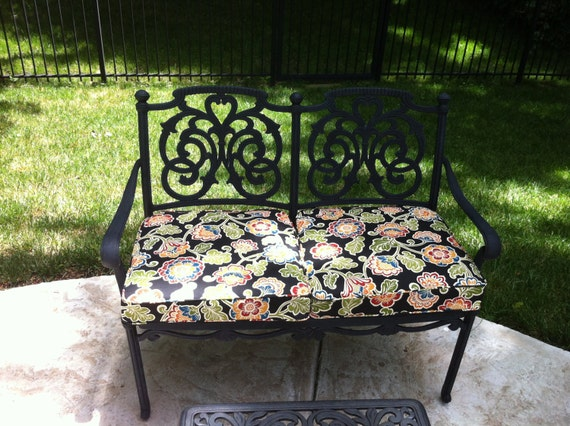 custom outdoor cushions with cording featuring sunbrella you choose