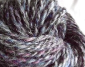 Mountain Mists HANDSPUN Yarn – 100% Wool - 113 yds, Worsted/Sport Weight