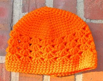 Hand Crochet Child Kufi Cap