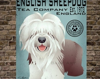 English Sheepdog Tea Company