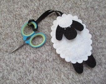 Sheep Scissor Keeper/Fob