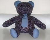 Custom order Keepsake Bear using clothing from your loved ones