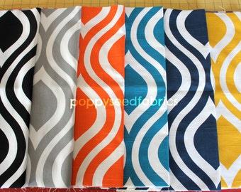 Premier Prints,  home decor fabric, Emily Fat Half  Bundle,  7 total