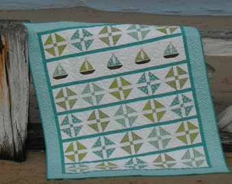 Sleepy Sails Quilt Pattern