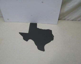 State of Texas Western Metal Art Silhouette