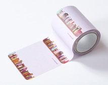 Yano design memo washi tape bookshelf Yano design debut series 50mm x 50 mm x 5M