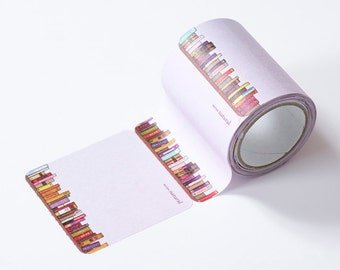 Yano design memo washi tape bookshelf Yano design debut series 50mm x 50 mm x 5M