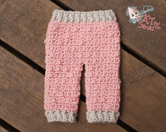 crochet pattern baby pants newborn preemie infant crochet