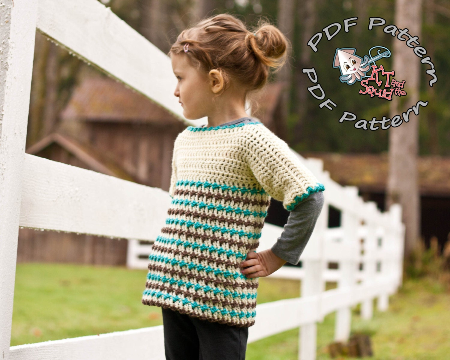 Attractive Childrens Crochet Sweater Patterns Elaboration - Sewing ...