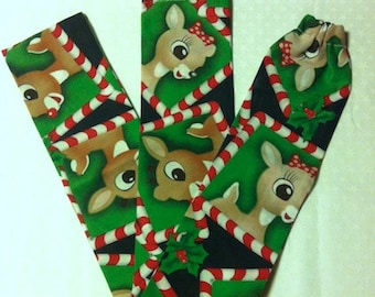Rudolph the Red Nose Reindeer Stethoscope Cover