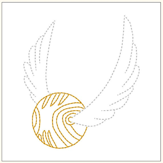 Obsessed image for golden snitch printable