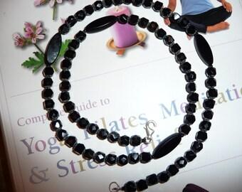 Black Midnight Necklace