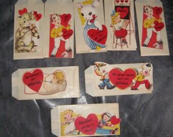 Will U B My Valentine Great Lot Valetines Day Card Cards Unused
